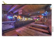 Bar At The Dixie Chicken Carry-all Pouch