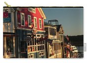 Bar Harbor At Dawn Carry-all Pouch