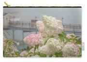 Bar Harbor Flowers In The Fog Carry-all Pouch