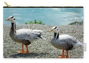 Bar Head Geese Carry-all Pouch