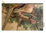 Bar-tailed Pheasant Carry-all Pouch