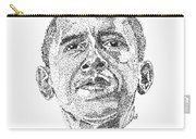 Barack Obama Carry-all Pouch