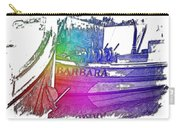 Barbara Cool Rainbow 3 Dimensional Carry-all Pouch