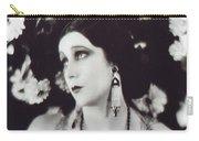 Barbara La Marr Carry-all Pouch