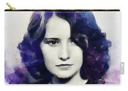 Barbara Stanwyck, Vintage Actress Carry-all Pouch