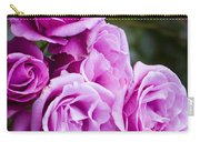 Barbara Streisand Rose Carry-all Pouch