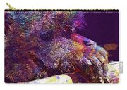 Barbary Ape Monkey Primate Animal  Carry-all Pouch