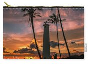 Barber's Point Lighthouse Carry-all Pouch
