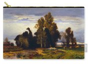 Barbizon Landscape Carry-all Pouch