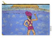 Barb's Beach Waving Carry-all Pouch