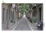 Barcelona Barrio Carry-all Pouch