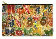 Barcelona Candy Carry-all Pouch