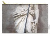 Barcelona - Neptune Statue Carry-all Pouch
