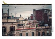 Barcelona Roofscape Carry-all Pouch