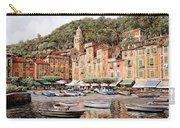 barche a Portofino Carry-all Pouch