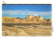 Bardenas Desert Panorama 3 Carry-all Pouch