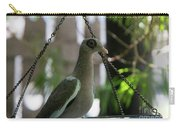Bare Eyed Pigeon Carry-all Pouch