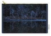 Bare Trees Reflected Carry-all Pouch