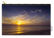 Barefoot Beach Preserve Sunset Carry-all Pouch