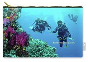 Barefoot Kuata Island Resort Scuba Diving In Fiji Carry-all Pouch