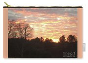 Barium Springs, Nc Sunset Carry-all Pouch