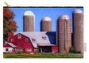 Barn And Silos Hawaiian Chapel Effect Carry-all Pouch