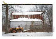 Barn And Tractor Carry-all Pouch