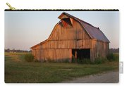 Barn At Early Dawn Carry-all Pouch