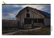 Barn At Fisher Ranch Carry-all Pouch