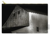 Barn At Night Carry-all Pouch