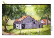 Barn By The Road Carry-all Pouch