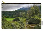 Barn By The Stream In Vermont Carry-all Pouch