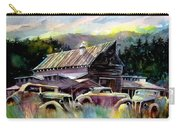Barn Fresh Cabriolets Carry-all Pouch