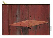 Barn Hinge Carry-all Pouch by Garry Gay