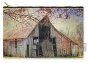 Barn Of The Indian Summer Carry-all Pouch