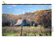 Barn In Liberty Mo Carry-all Pouch