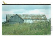 Barn In Softness Of Nature Carry-all Pouch