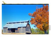Barn In The Fall  Carry-all Pouch