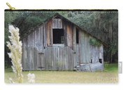 Barn In The Woods Carry-all Pouch