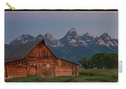 Barn On Mormon Row Carry-all Pouch by Gary Lengyel