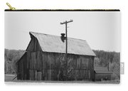 Barn On The Side Of The Road Carry-all Pouch