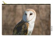 Barn Owl 2 Carry-all Pouch