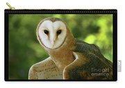 Barn Owl-6553 Carry-all Pouch