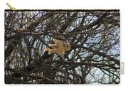 Barn Owl In A Tree Carry-all Pouch