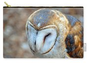 Barn Owle 1 Carry-all Pouch
