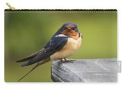 Barn Swallow Carry-all Pouch