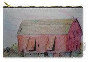 Barn The Red Carry-all Pouch