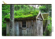 Barn With Green Roof Carry-all Pouch