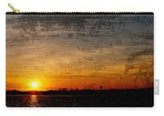 Barnegat Bay Sunset - Jersey Shore Carry-all Pouch