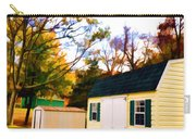 Barns In Autumn Carry-all Pouch